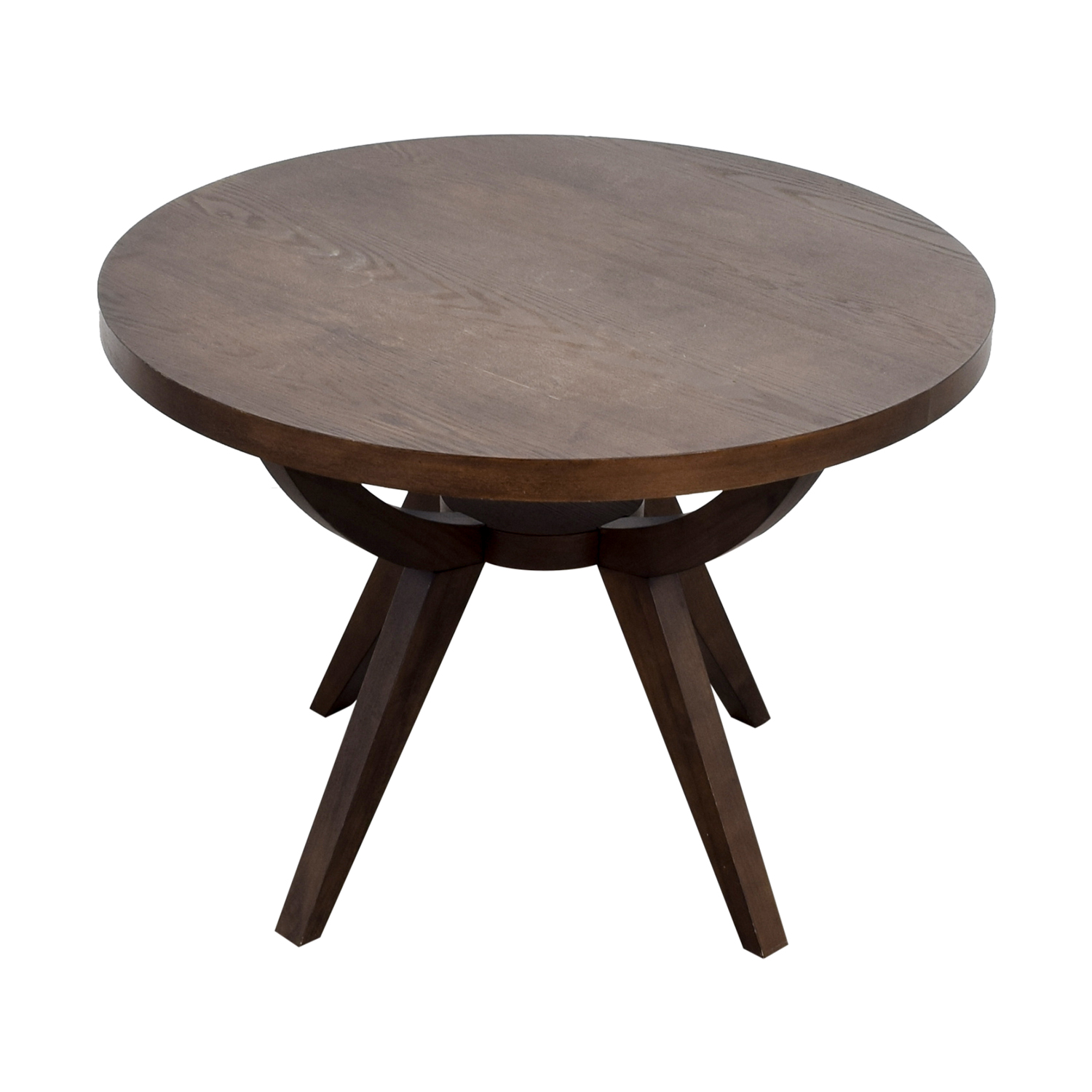 shop West Elm Arc Pedestal Dining Table West Elm Dinner Tables