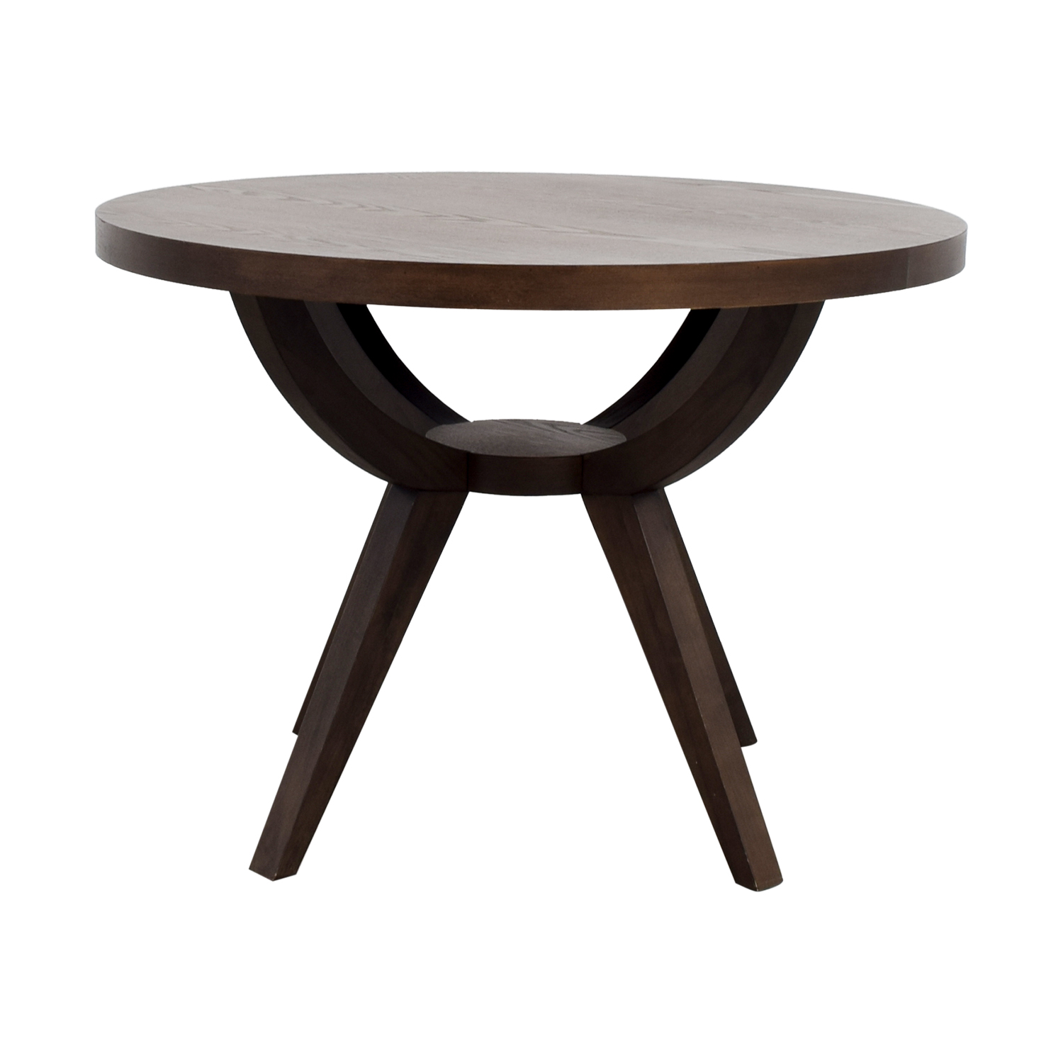 buy West Elm Arc Pedestal Dining Table West Elm Dinner Tables