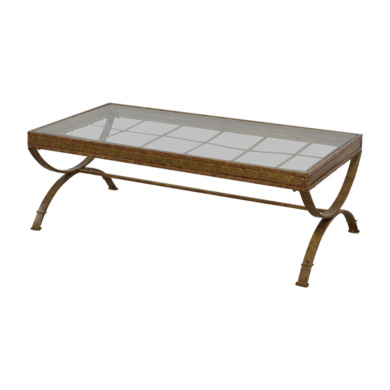 58 Off Bob S Furniture Rustic Gl