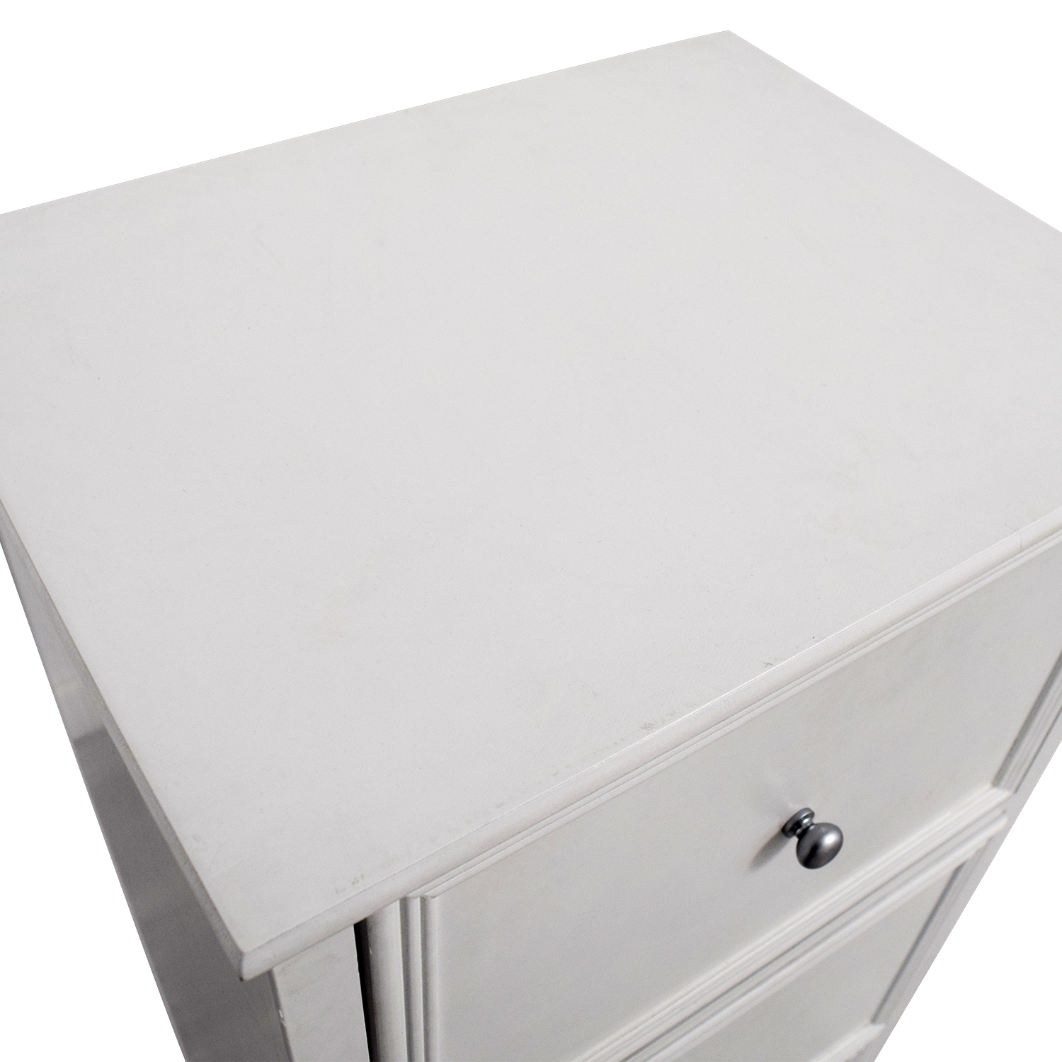 buy White Three-Drawer Filing Cabinet online