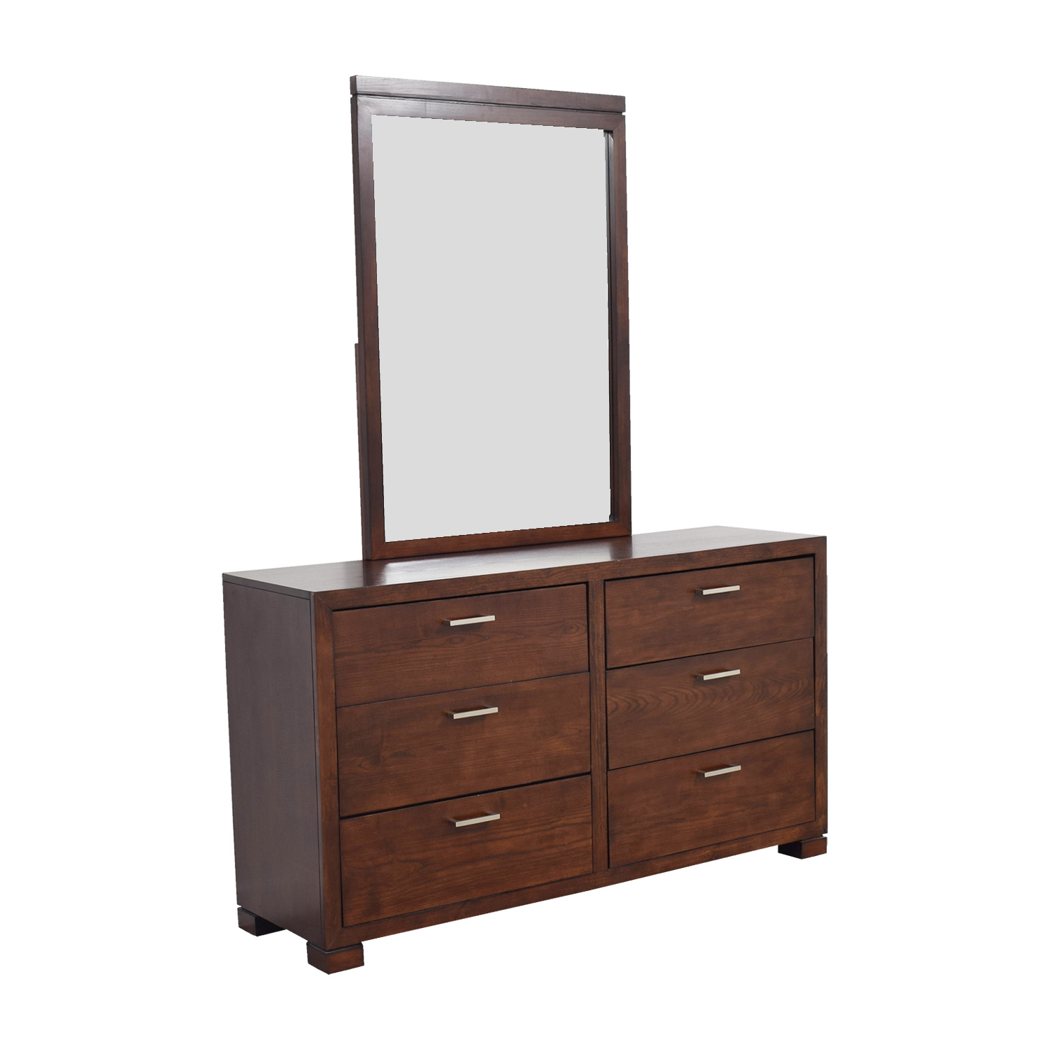 Macy's Macy's Six-Drawer Dresser with Mirror price