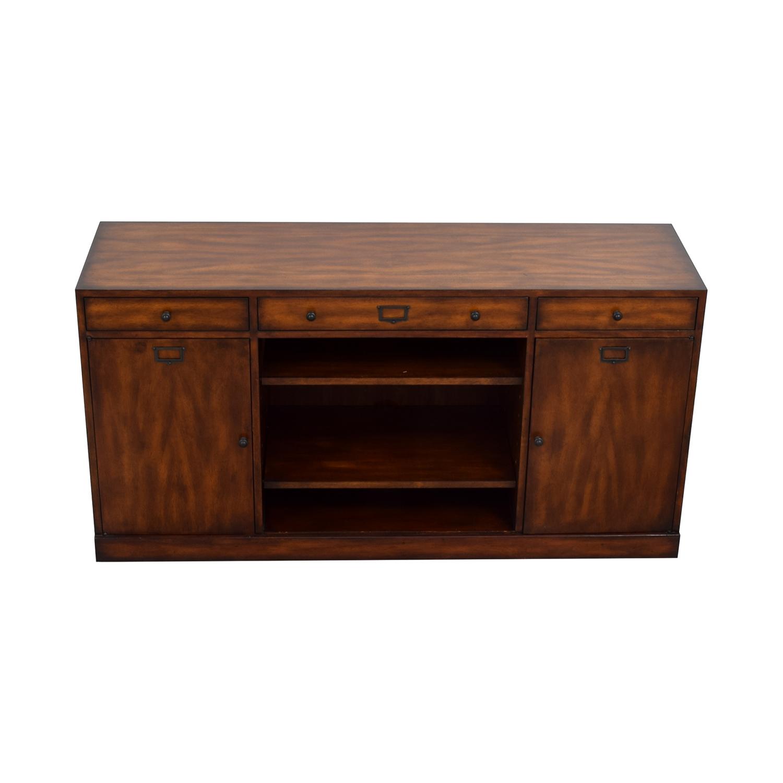 buy ABC Carpet & Home Media Console Storage Cabinet ABC Carpet & Home Media Units