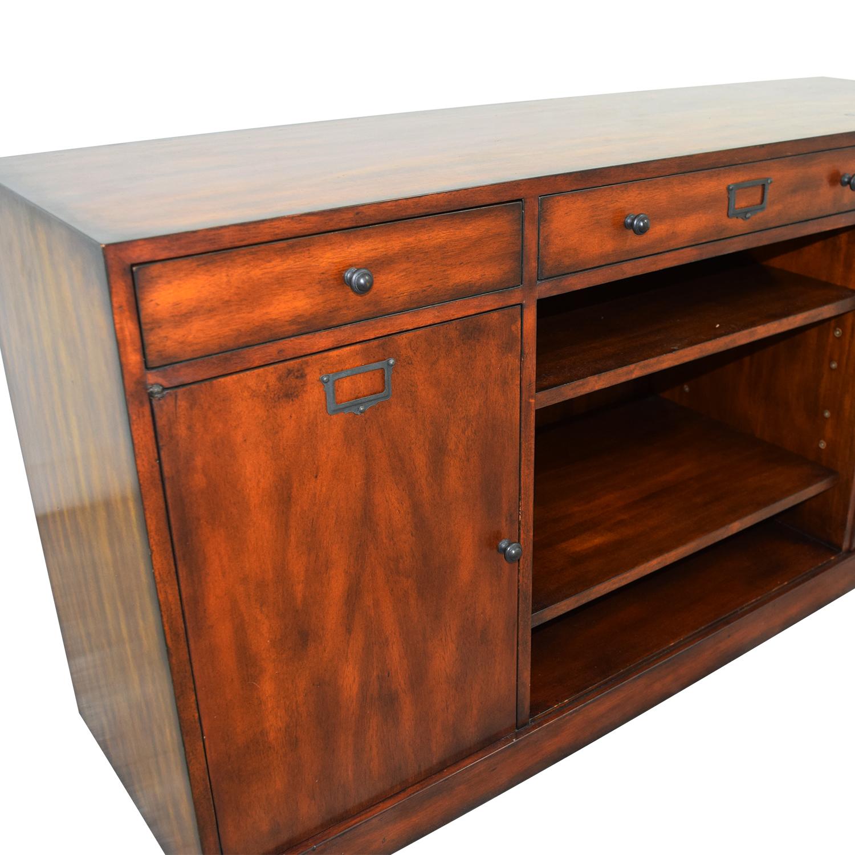 ABC Carpet & Home Media Console Storage Cabinet / Storage