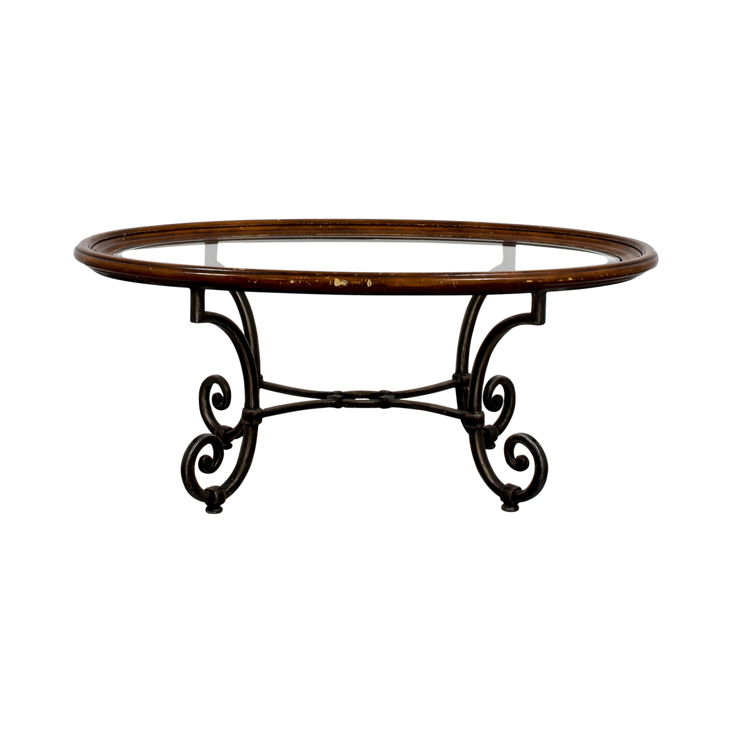 buy Ethan Allen Glass Coffee Table Ethan Allen Coffee Tables