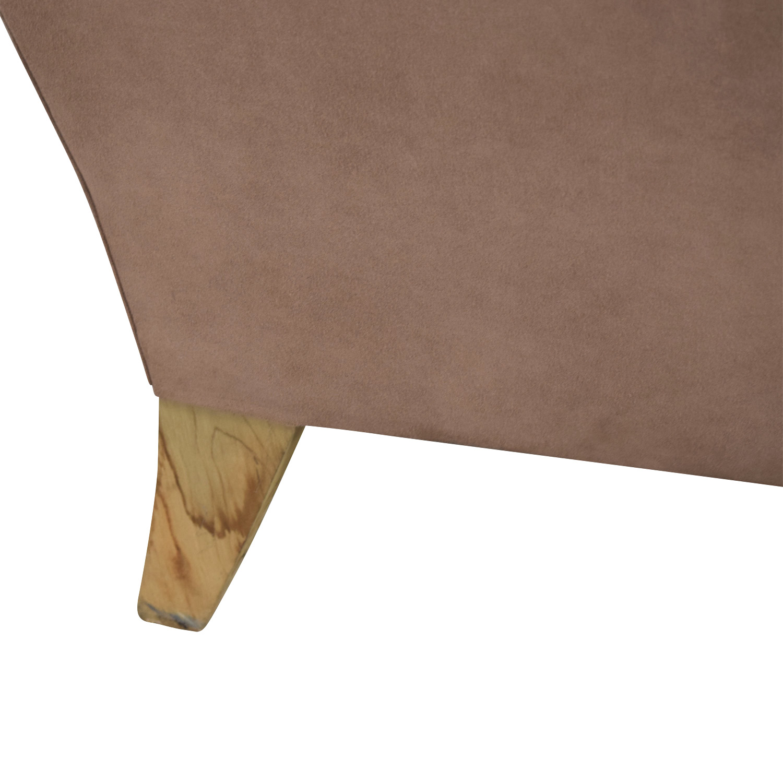 buy Furniture Masters Furniture Masters Custom Tan Two Seater Sofa online