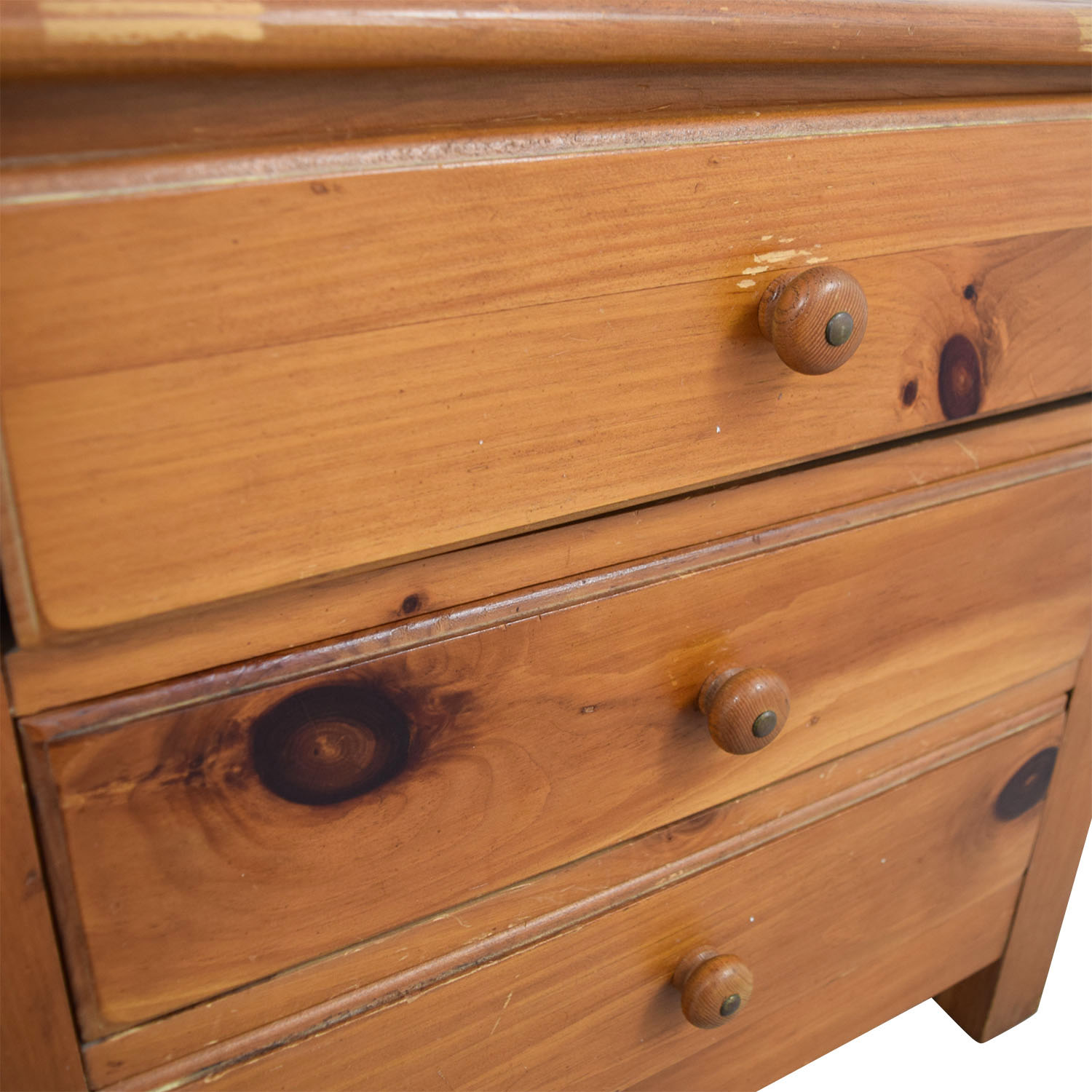 buy Three-Drawer Side Table online