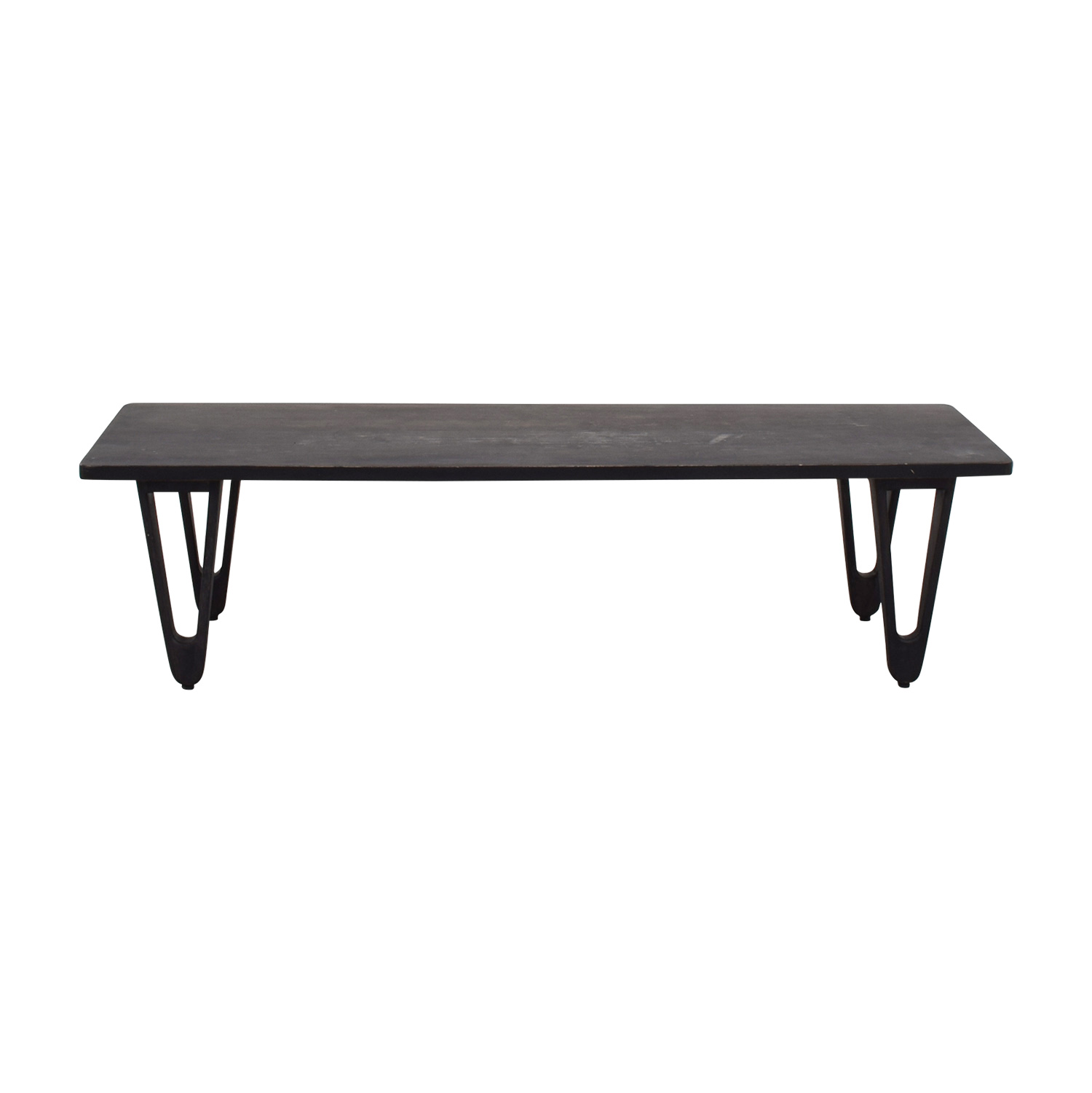 shop Long Wood Coffee Table
