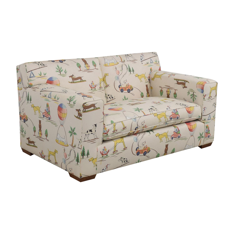 Furniture Masters Furniture Masters White Puppies Kids Sofa price