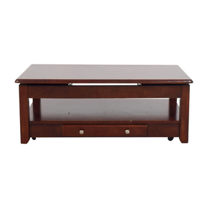 Raymour & Flanigan Raymour & Flanigan Lift Top Coffee Table dimensions