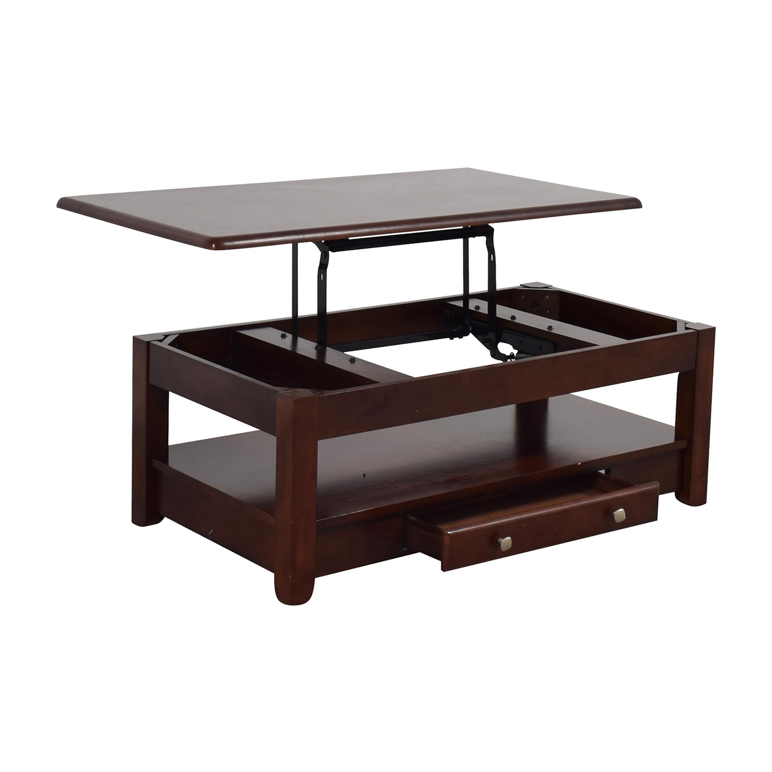 Raymour & Flanigan Lift Top Coffee Table / Tables