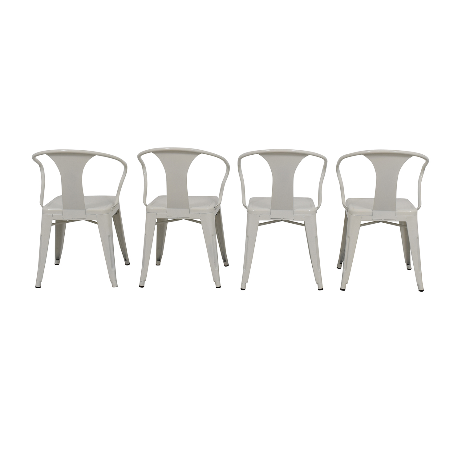 Charmant ... Overstock White European Chairs Overstock ...