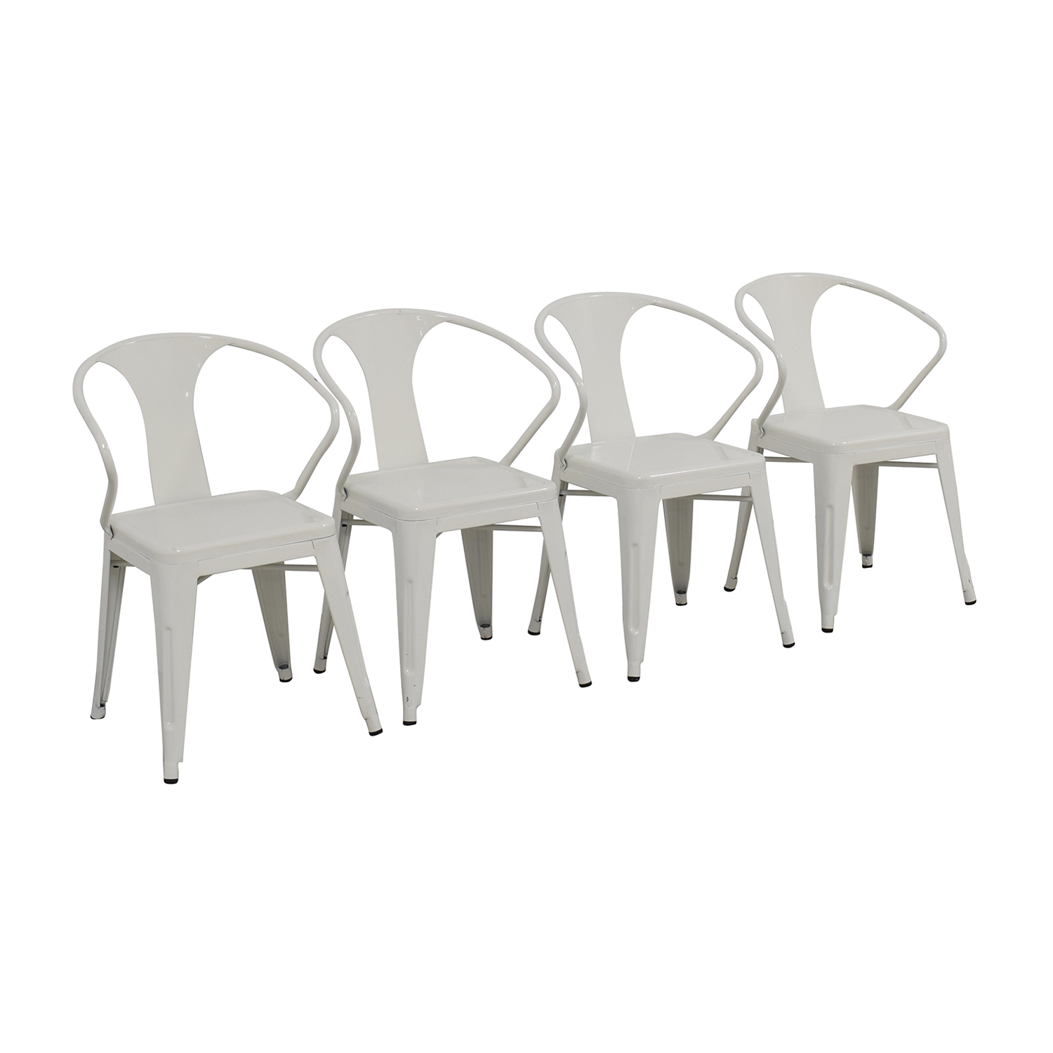 ... Buy Overstock White European Chairs Overstock ...