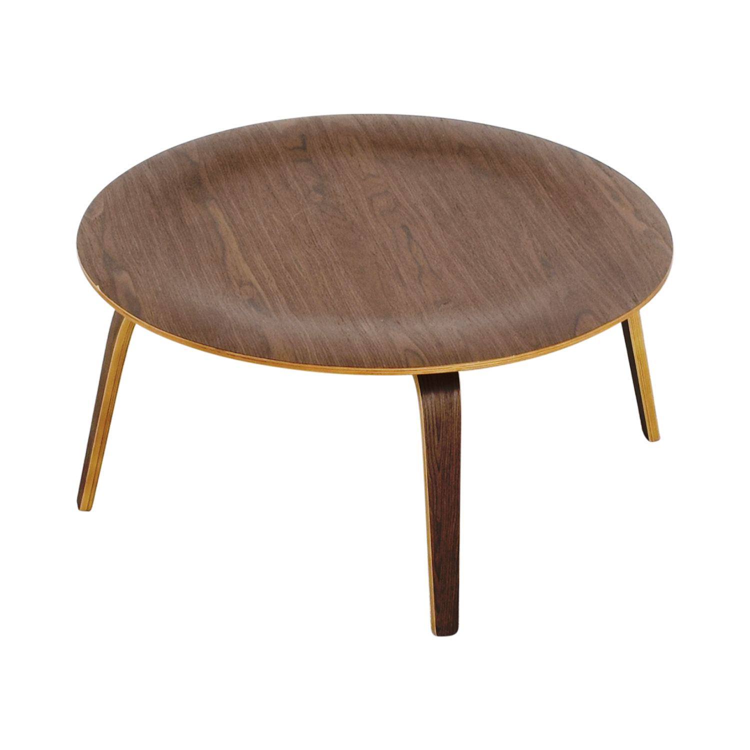 Modway Modway Round Coffee Table Espresso