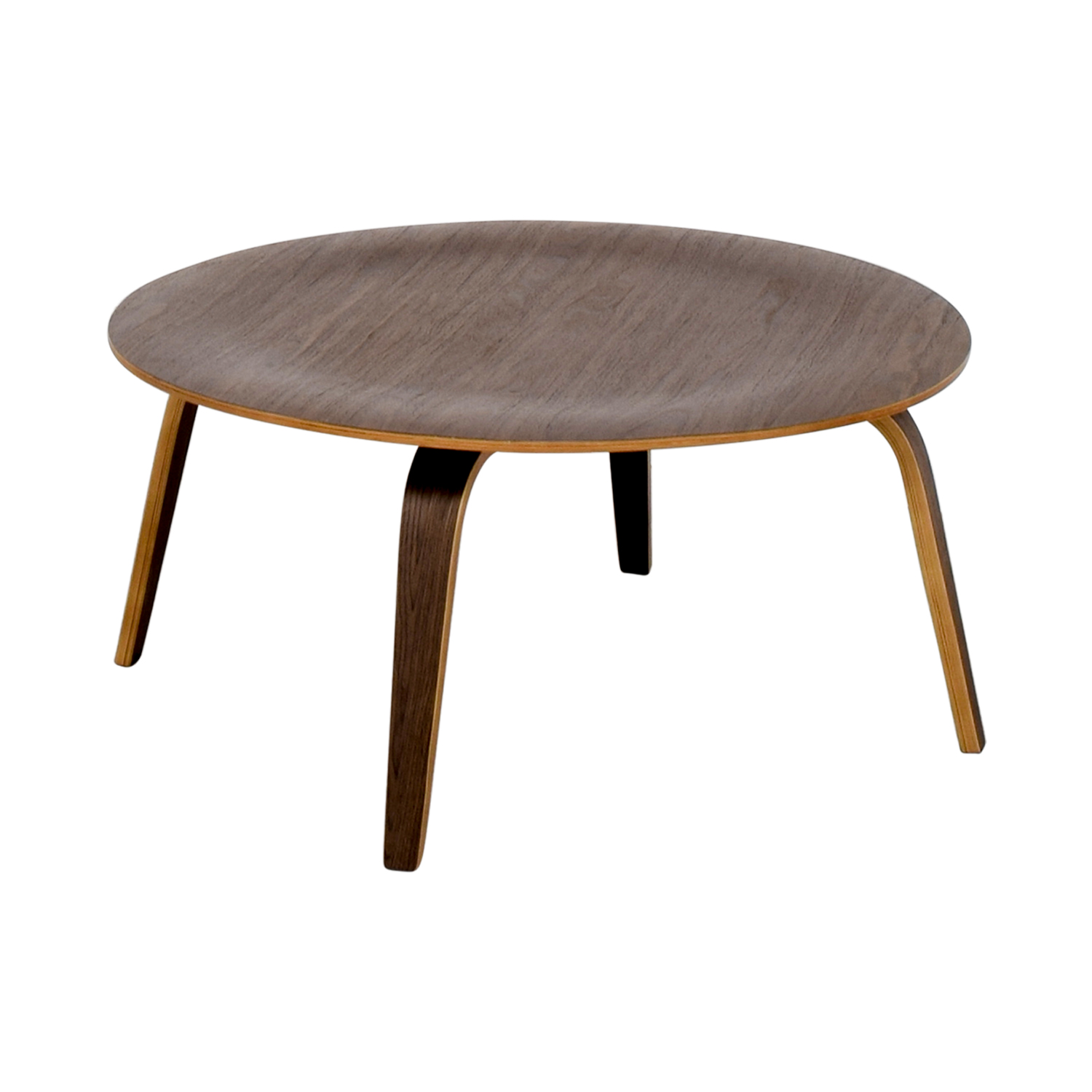 38% OFF Modway Modway Round Coffee Table Tables