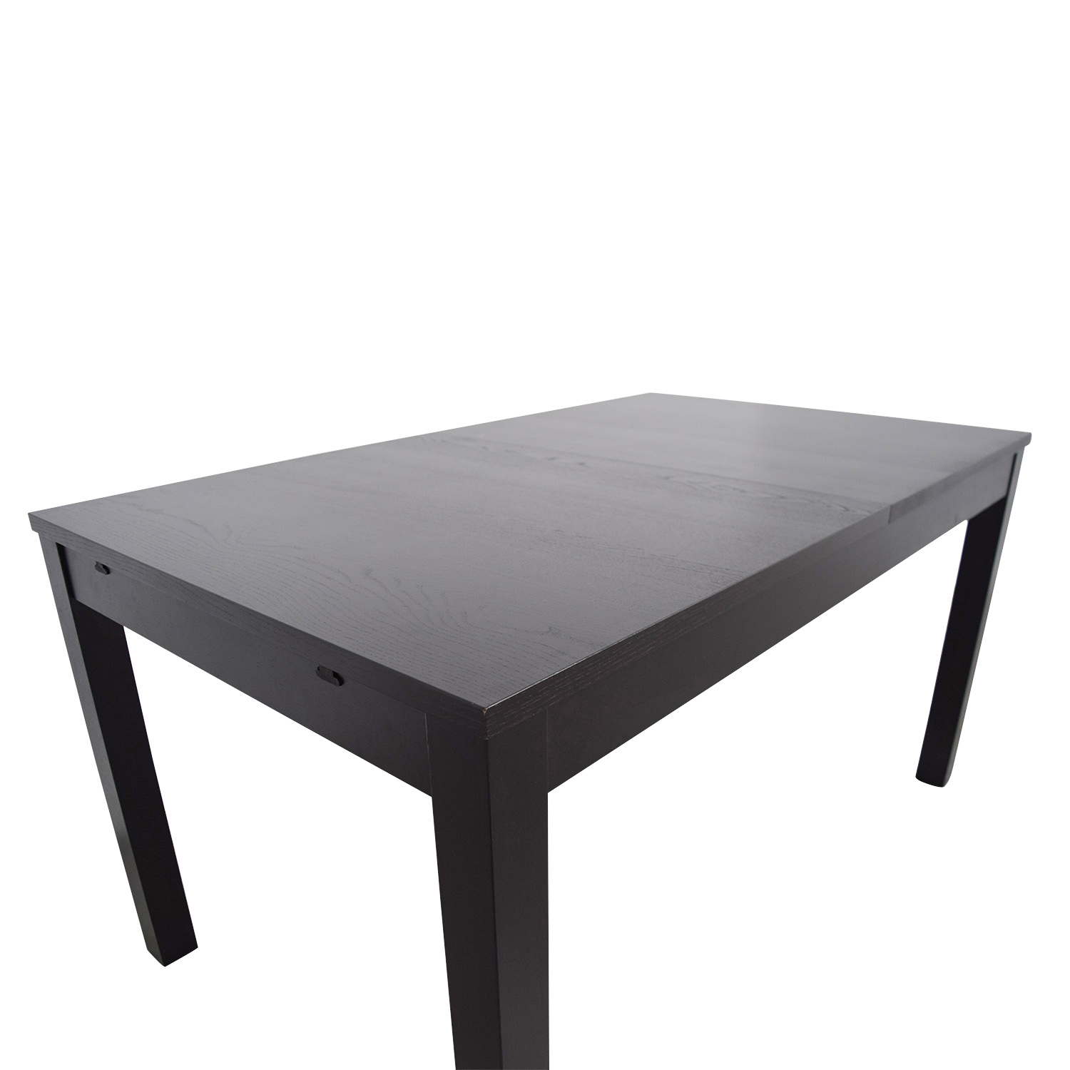 88 off ikea ikea bjursta extendable table tables. Black Bedroom Furniture Sets. Home Design Ideas