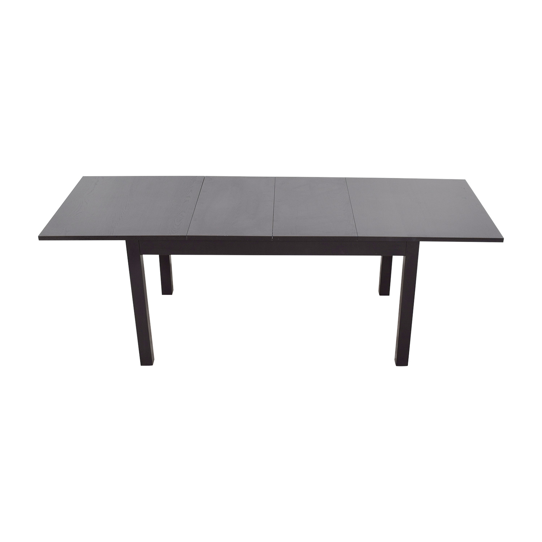 IKEA IKEA Bjursta Extendable Table for sale