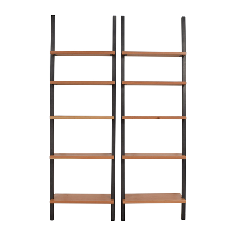 shop Room and Board Room and Board Gallery Leaning Shelf online