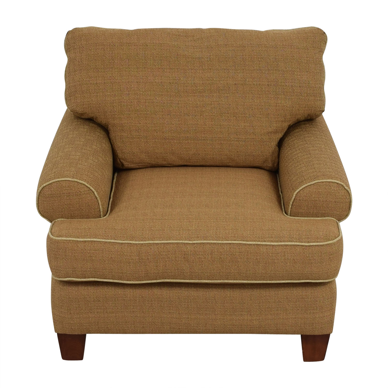 Braxton Culler Braxton Culler Brown Upholstered Chair