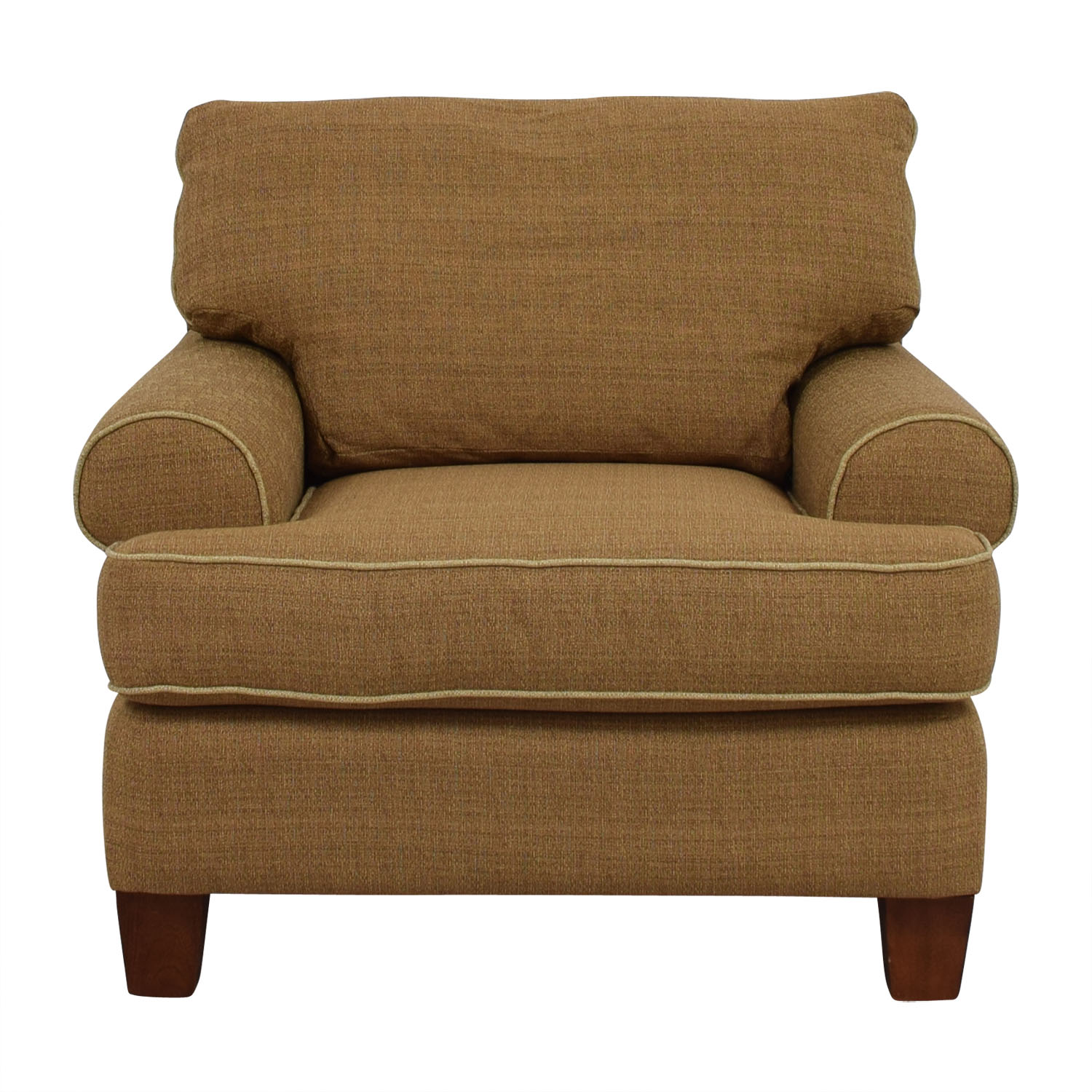 Braxton Culler Braxton Culler Brown Upholstered Chair dimensions