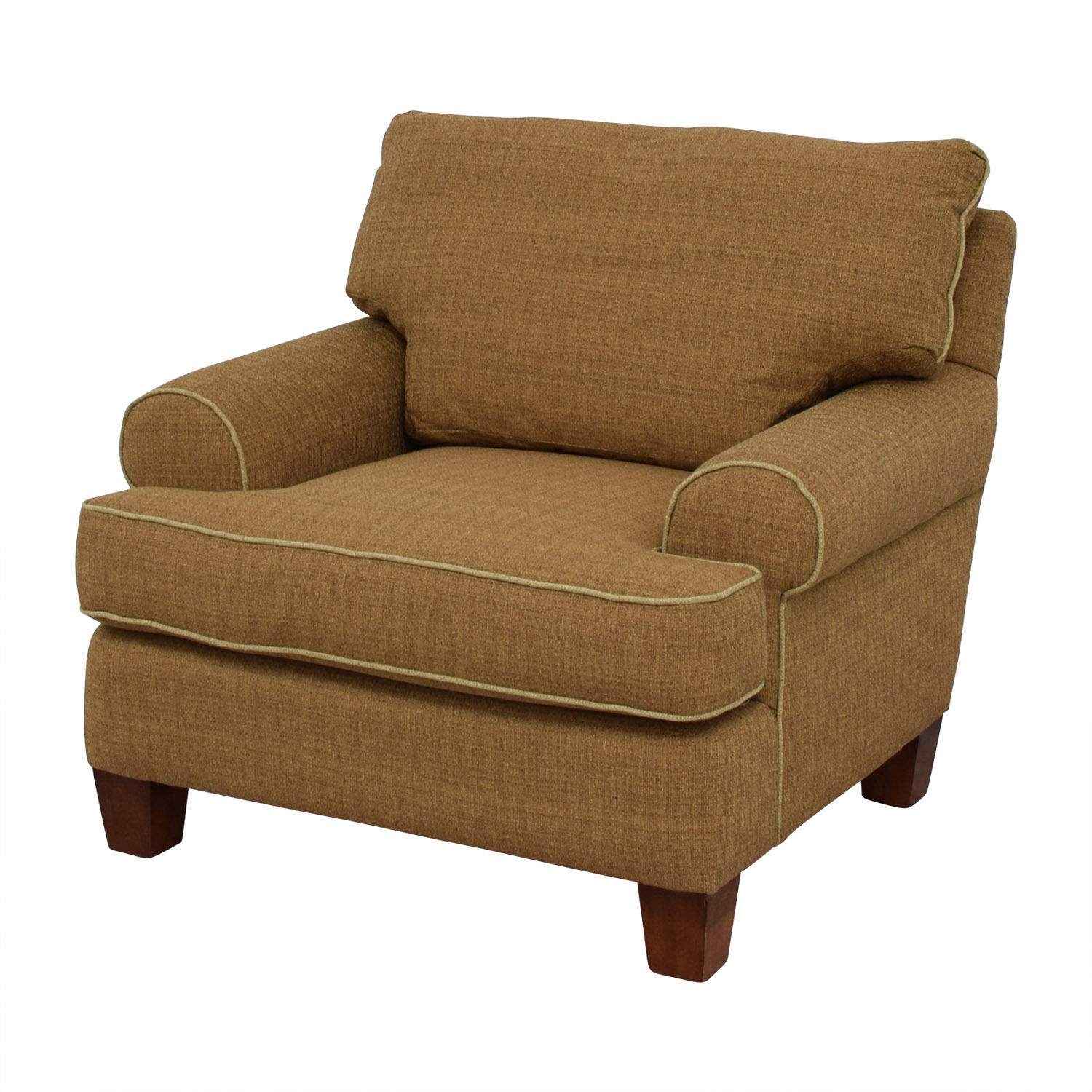 90 off braxton culler braxton culler brown upholstered for Furniture 90 off