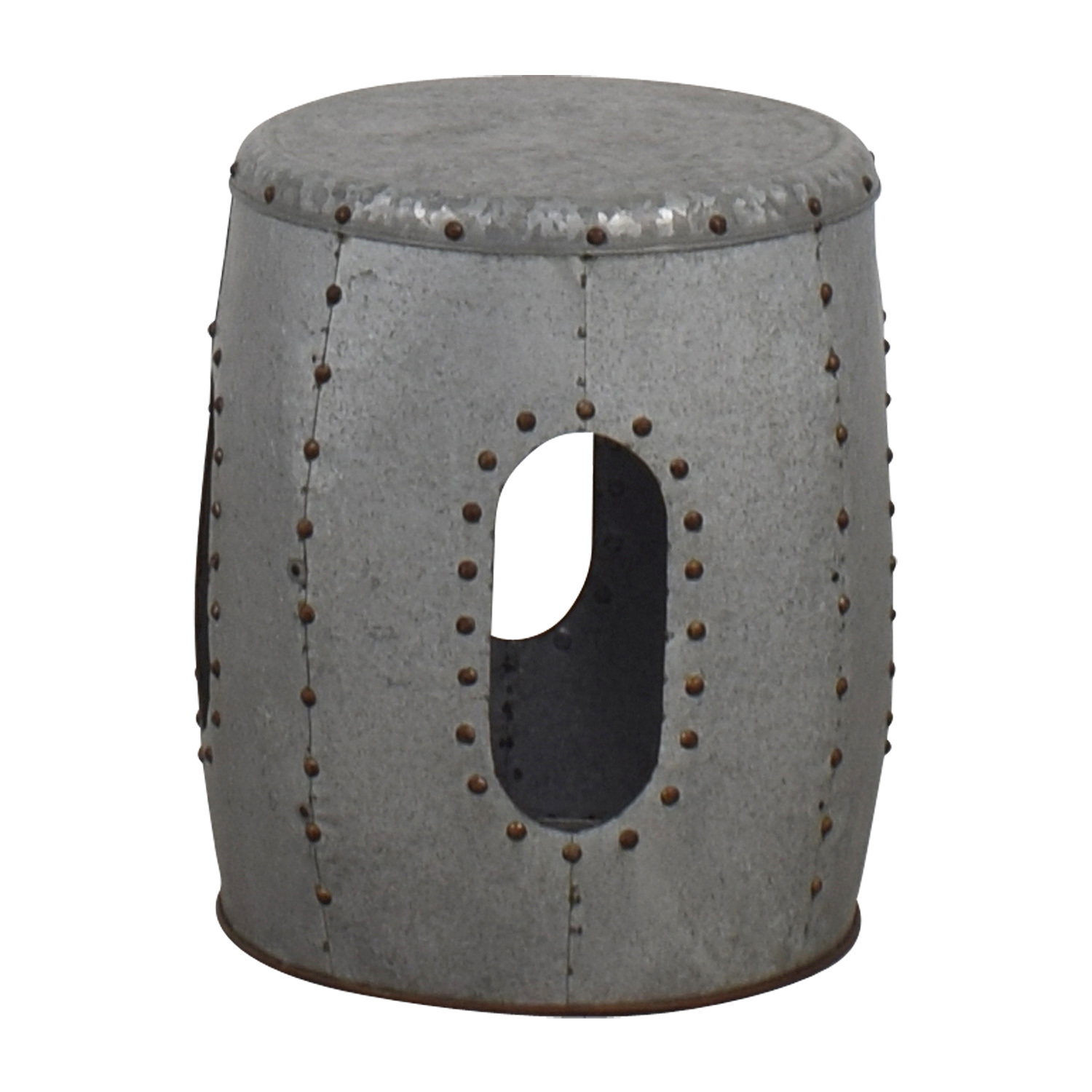 buy Metal Ottoman Foot Stool Chairs