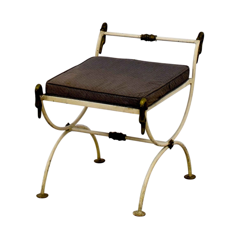 Small Metal Chair nj
