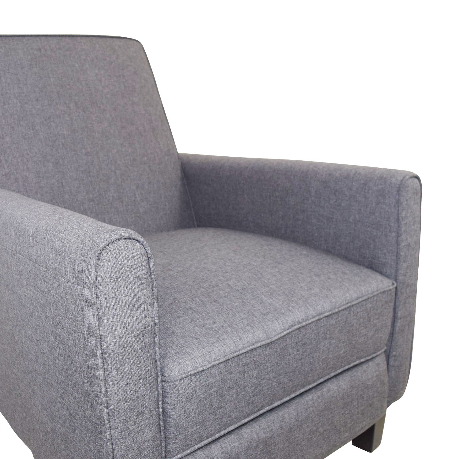Christopher Knight Home Christopher Knight Home Darvis Grey Recliner Club Chair Recliners