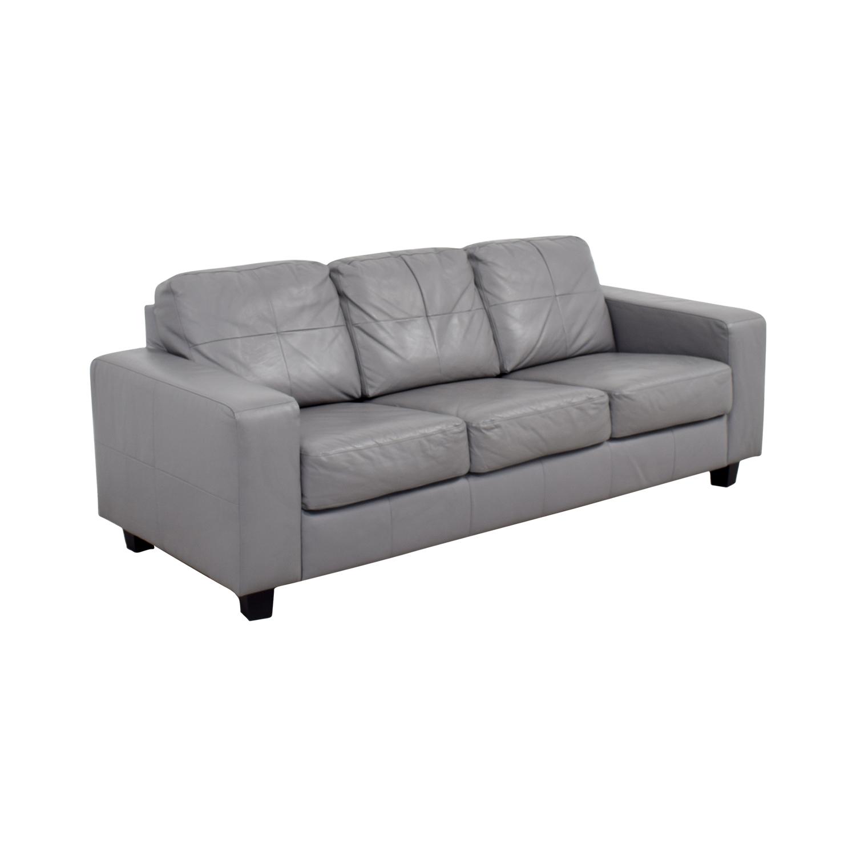 Ikea Skogaby Light Grey Sofa Clic Sofas