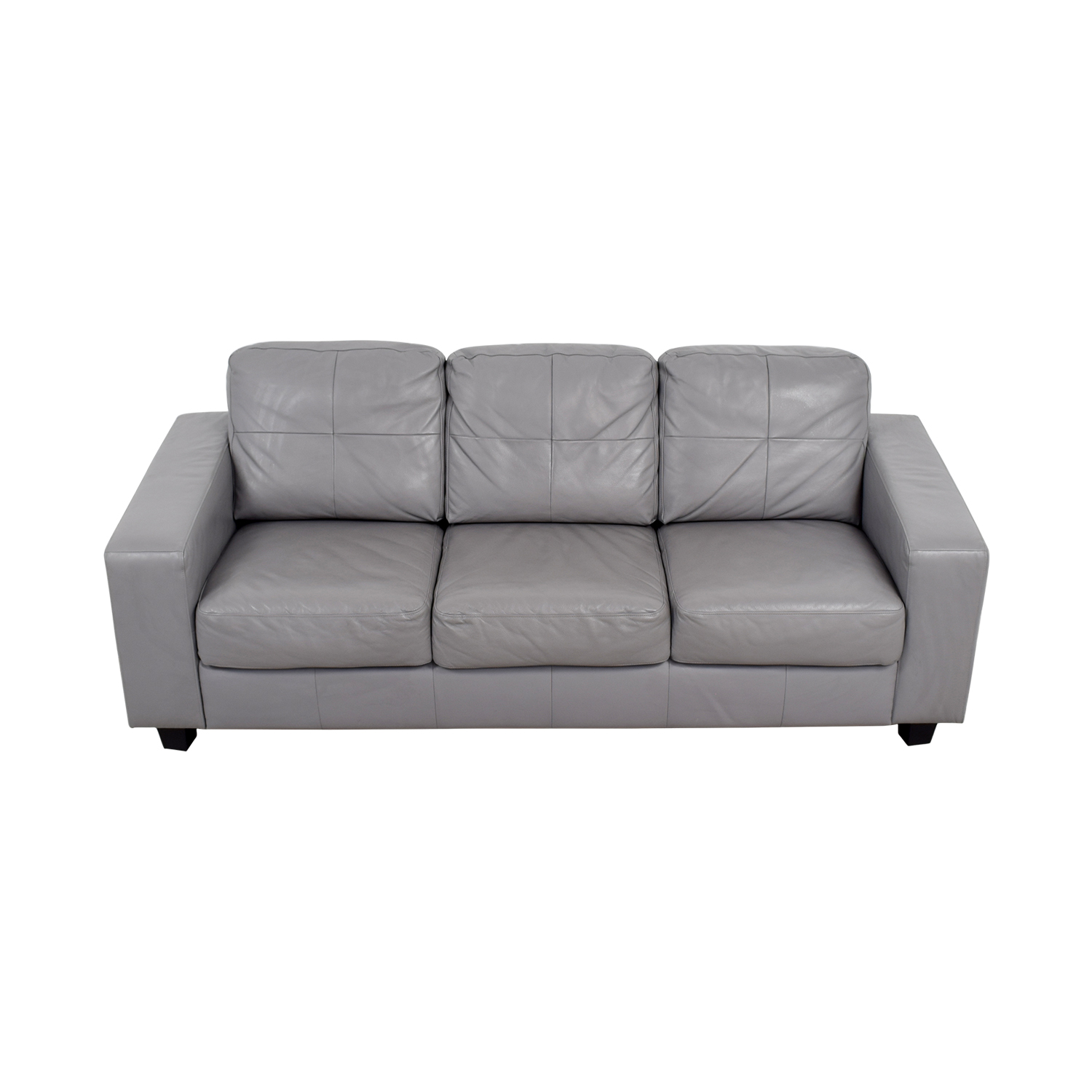 IKEA IKEA Skogaby Light Grey Sofa dimensions