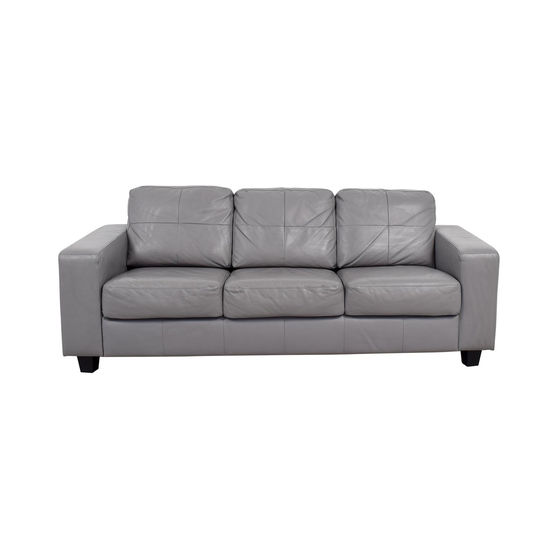 buy IKEA Skogaby Light Grey Sofa IKEA Classic Sofas