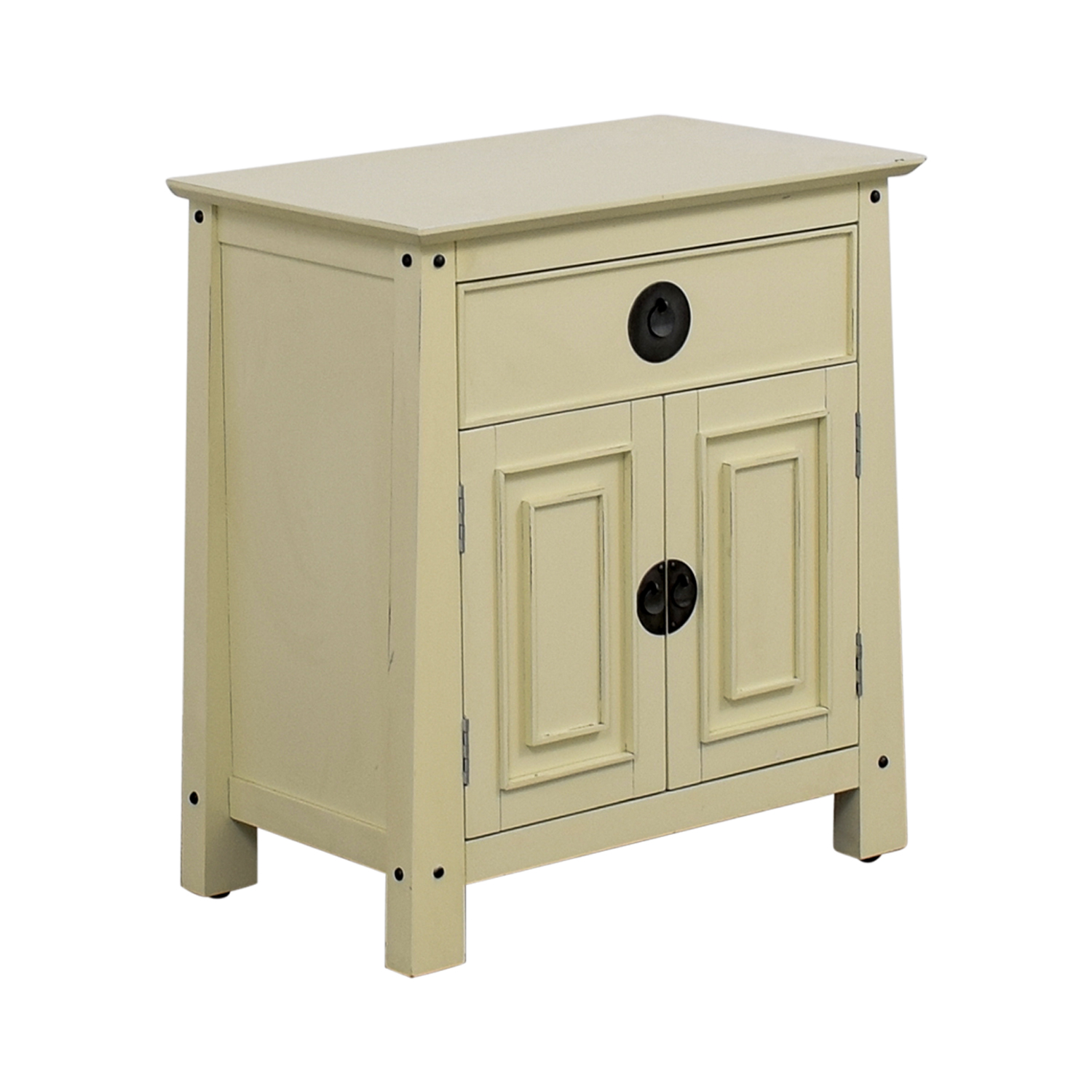 Pier 1 Pier 1 Shanghai Collection Bedside Chest End Tables
