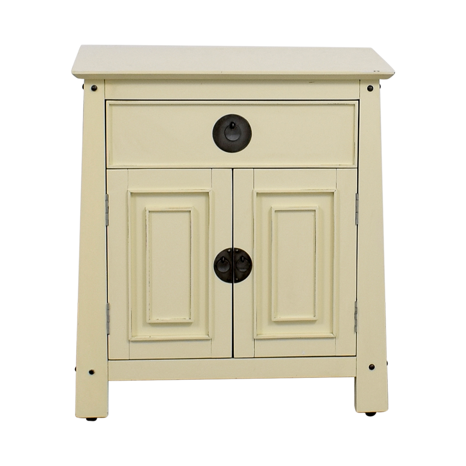 Pier 1 Shanghai Collection Bedside Chest / End Tables