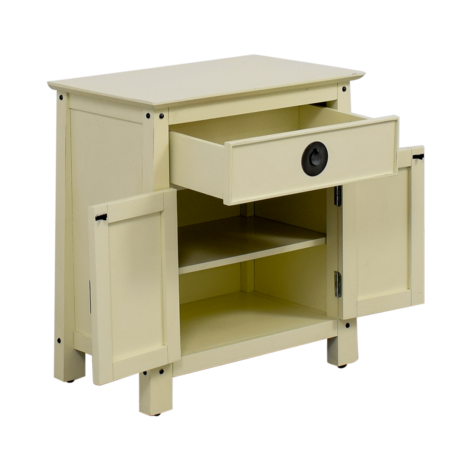 buy Pier 1 Shanghai Collection Bedside Chest Pier 1