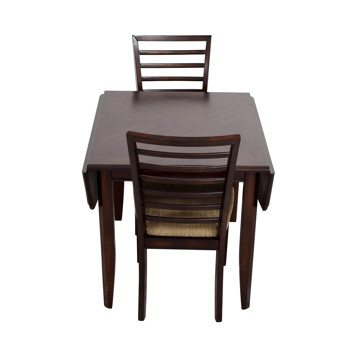 Raymour and Flanigan Raymour and Flanigan Chace Extendable Dining Set nyc
