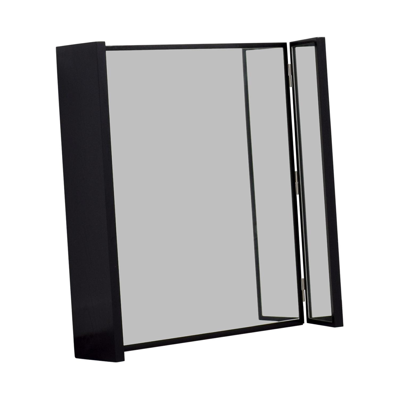 shop Calvin Klein Calvin Klein Three Panel Mirror online