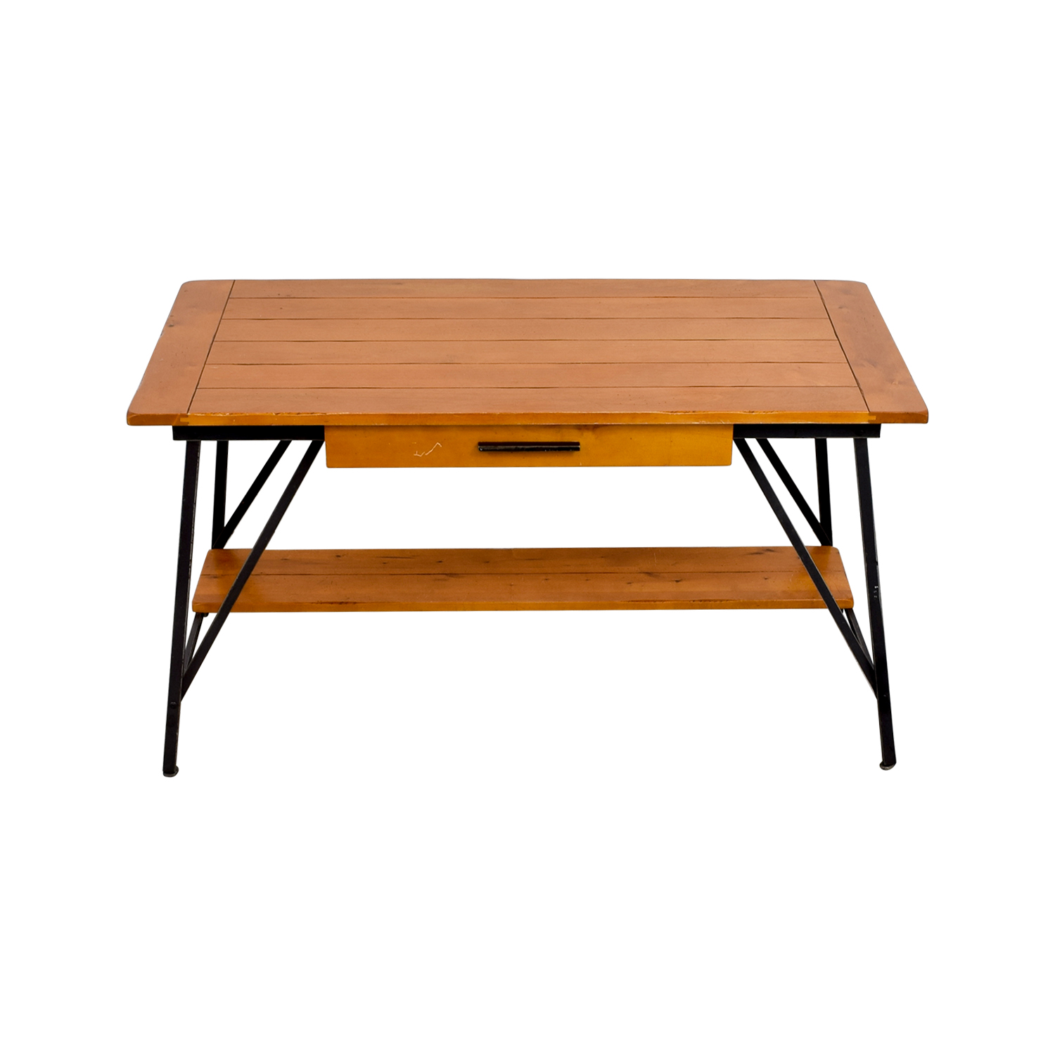 shop Pottery Barn Pottery Barn Knotty Adler Desk online