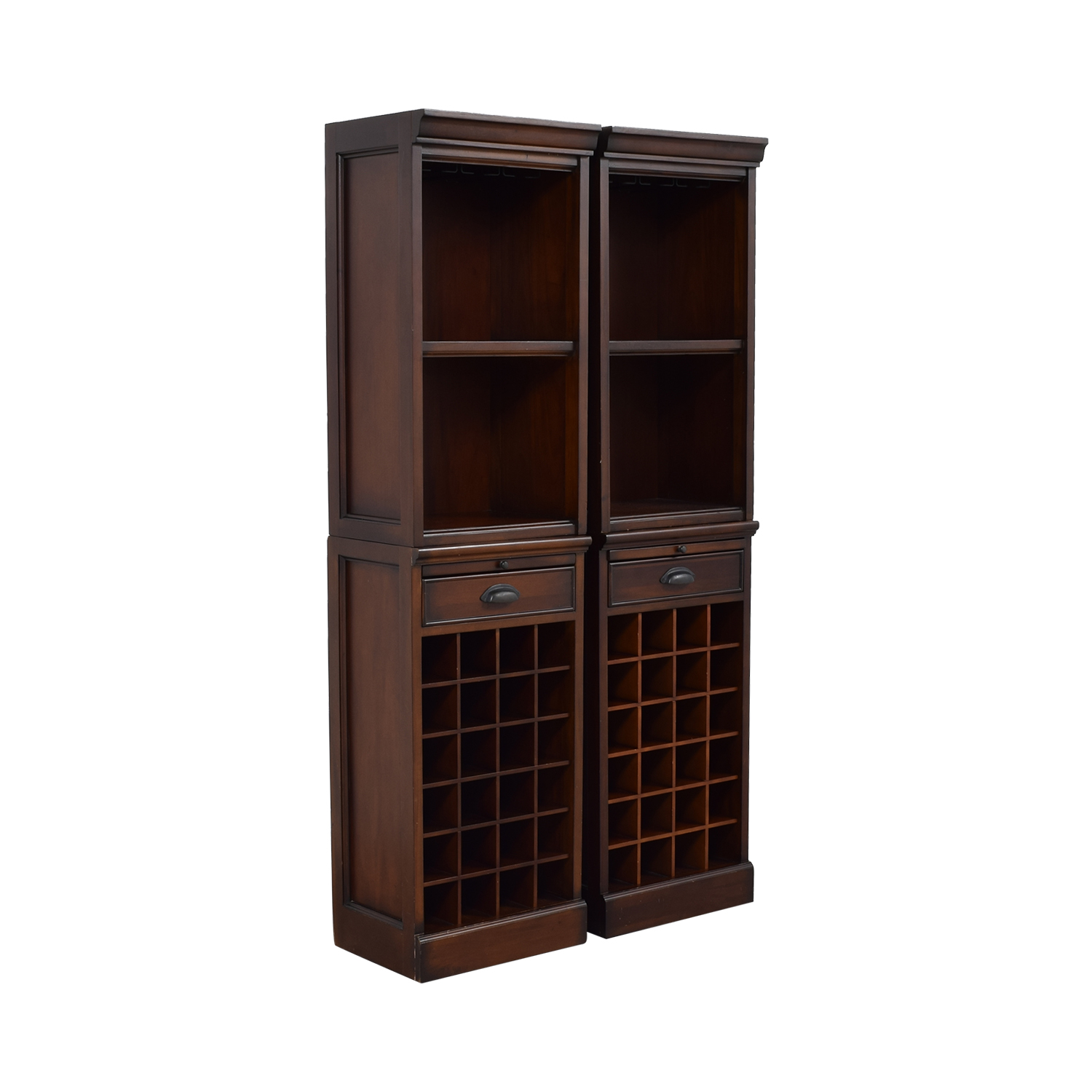 Pottery Barn Modular Wine Towers sale