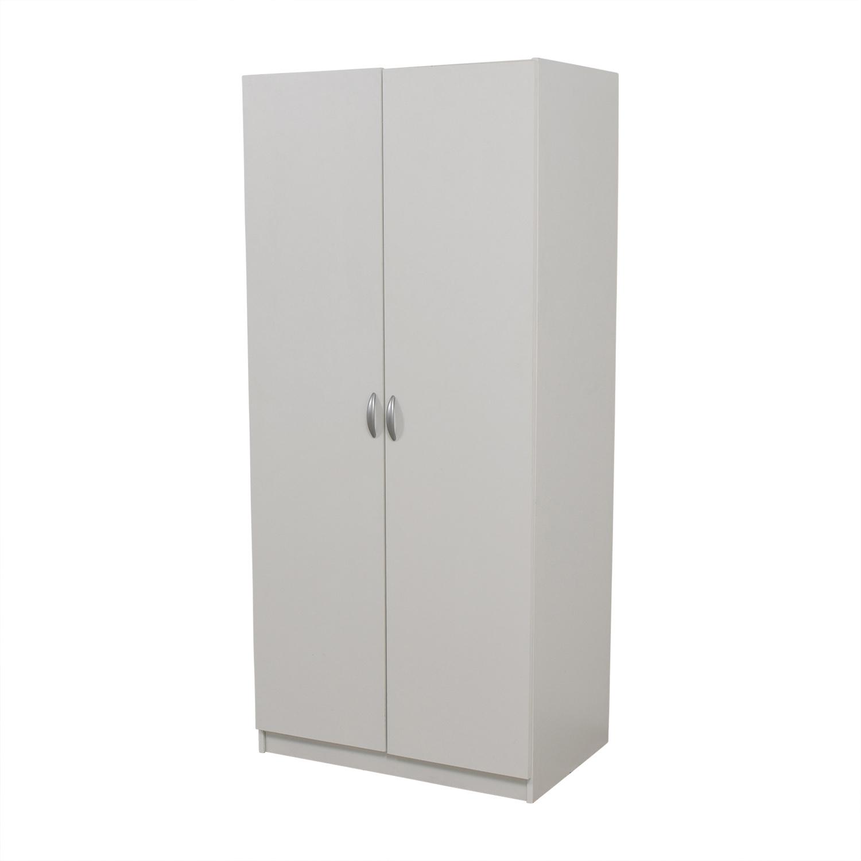 Exceptionnel ... Shop Contempo Spaces White Wardrobe Contempo Spaces Wardrobes U0026 Armoires  ...