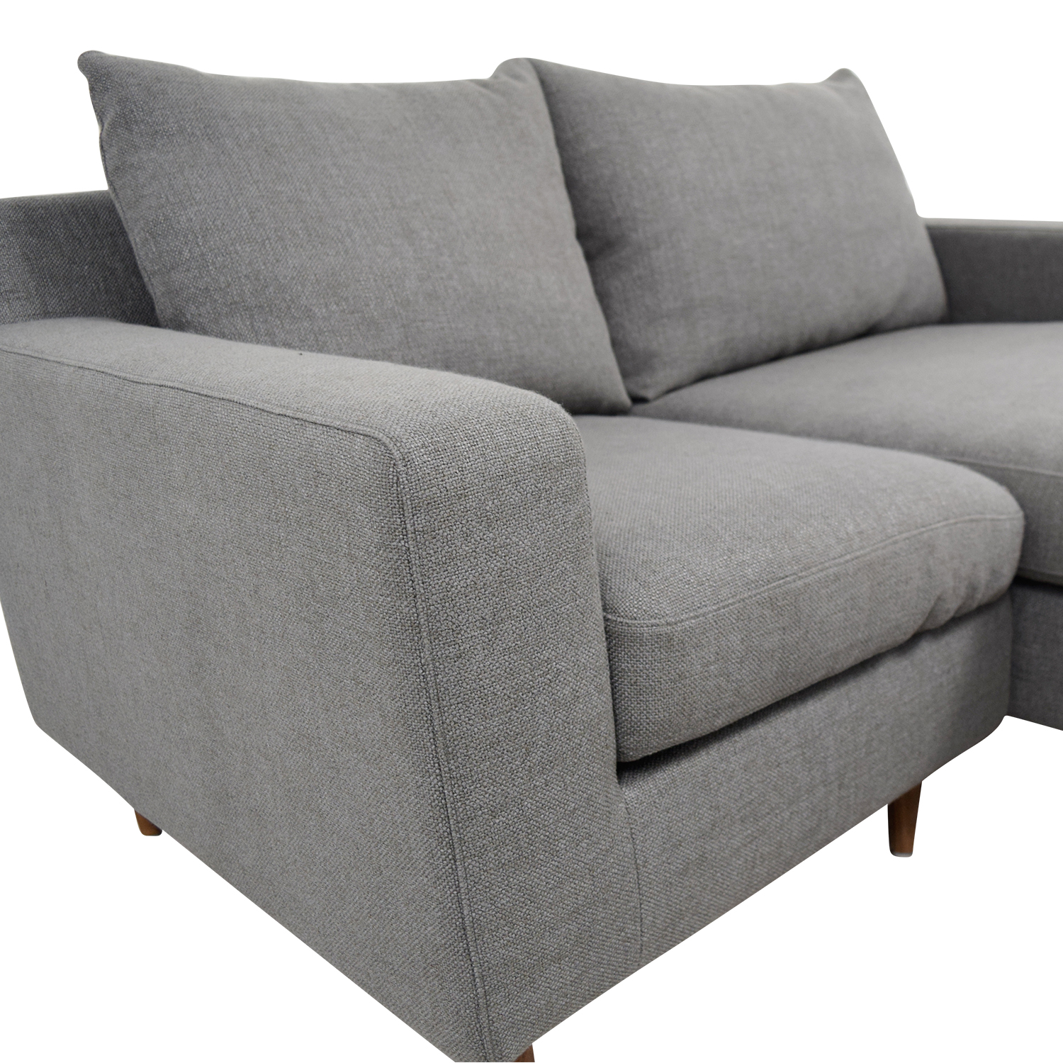 Chaise define custom sloan left chaise sectional from - Chaise lounge definition ...