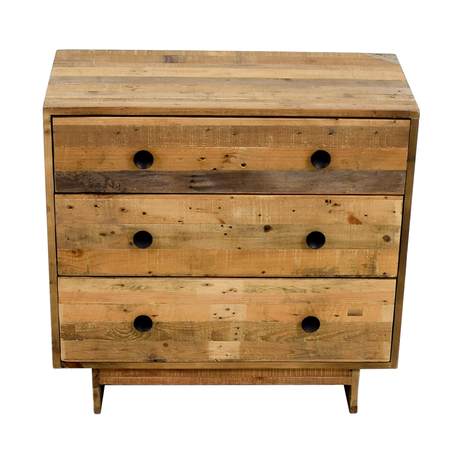 West Elm Beech Three-Drawer Dresser sale