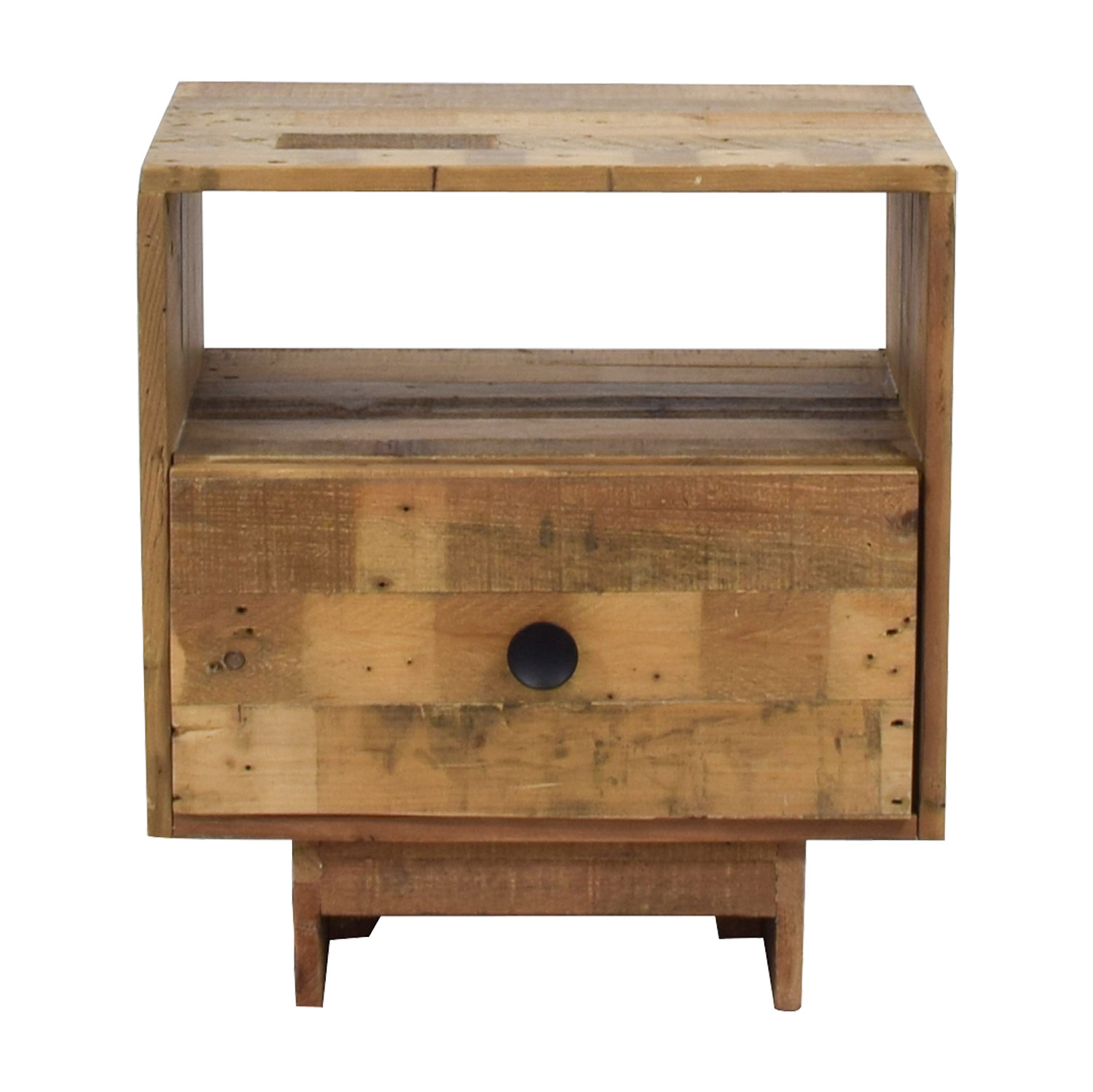 OFF West Elm West Elm Emmerson Reclaimed Pine Nightstand