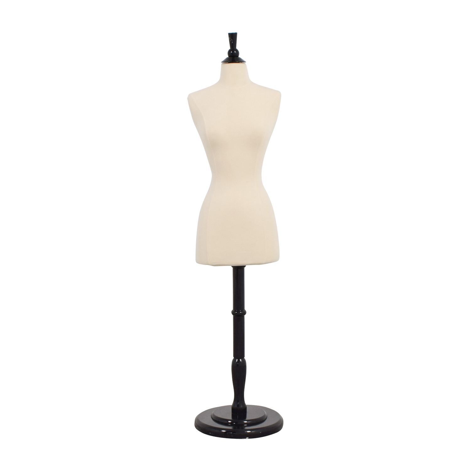 OFF Dressform White and Black Mannequin Decor