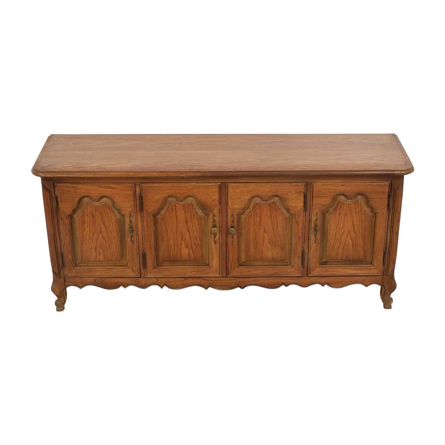 Mount Airy Mount Airy Wooden Credenza nyc