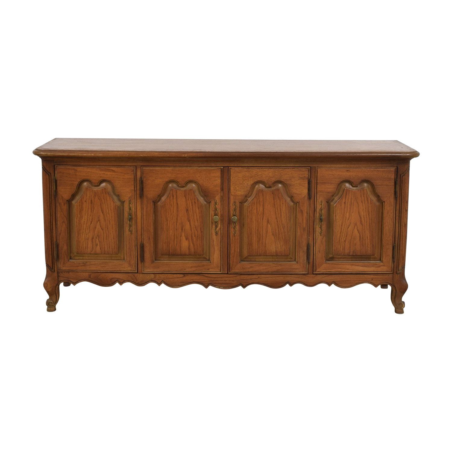 Mount Airy Mount Airy Wooden Credenza second hand