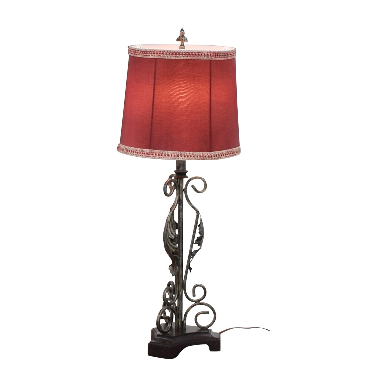 Amazon Amazon Metal Base Table Lamp used