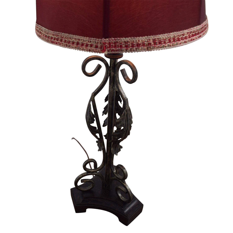 Amazon Amazon Metal Base Table Lamp Lamps
