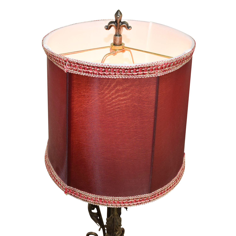 Amazon Metal Base Table Lamp sale