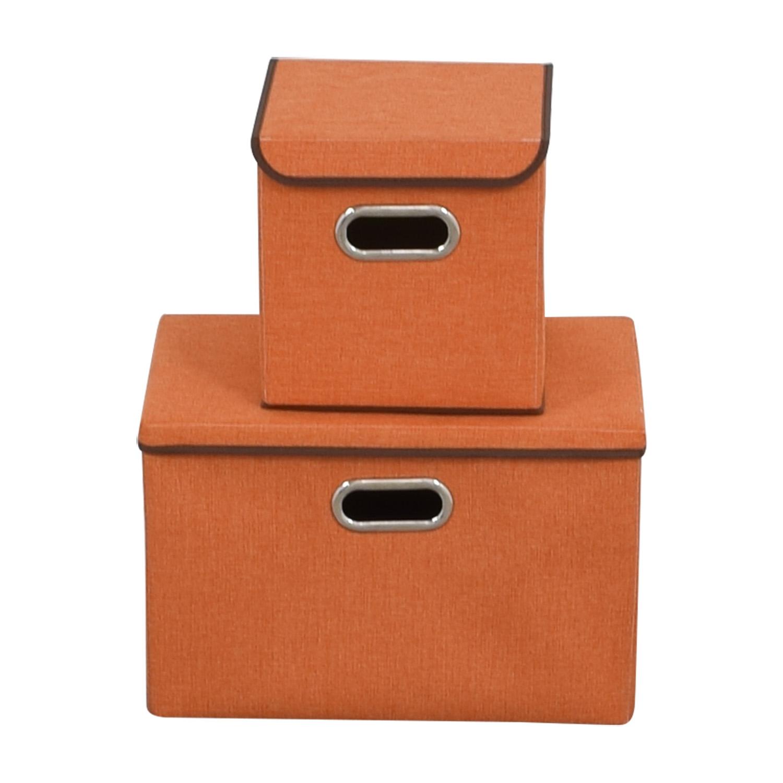 IBTHOUSE IBTHOUSE Storage Bins second hand
