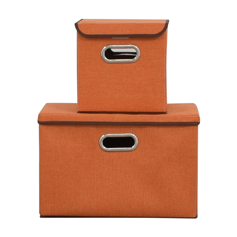 IBTHOUSE IBTHOUSE Storage Bins nj