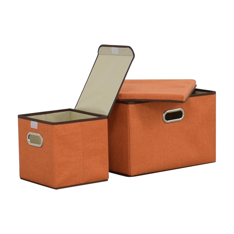 IBTHOUSE IBTHOUSE Storage Bins used